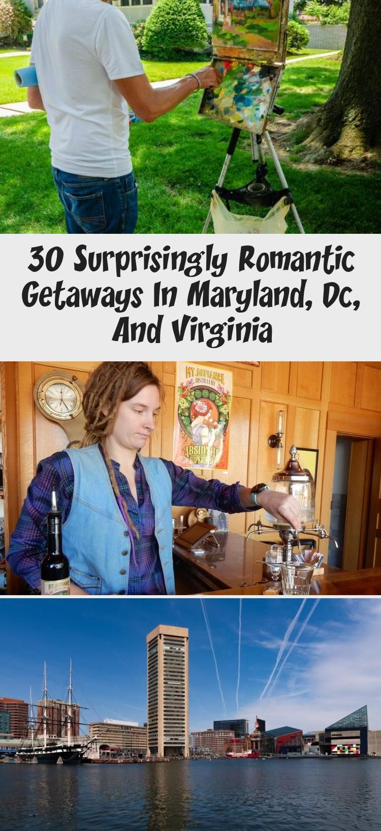The Following 30 Romantic Getaway Ideas In Maryland Virginia And