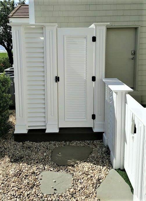 Pin On Outdoor Shower Enclosure, Prefab Outdoor Shower Enclosures