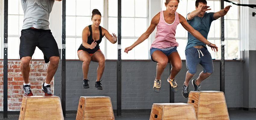 6 Exercícios para queimar gordura