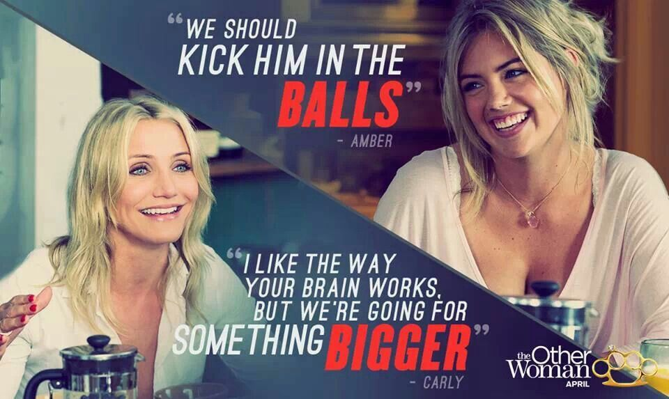 The Other Woman Movie Quotes Movies Movie Quotes Funny Movies