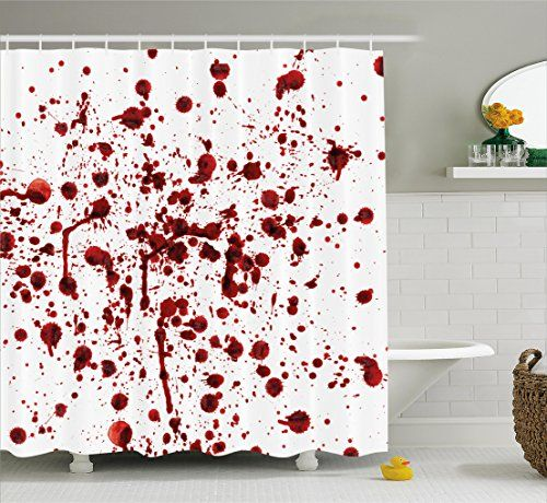 10 Scary Halloween Shower Curtains Unique Uniquegifts Scary