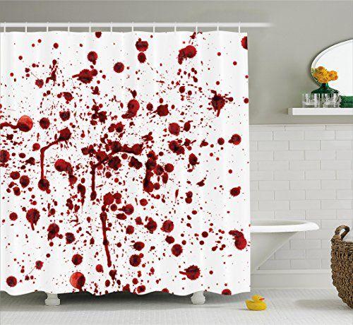 10 Scary Halloween Shower Curtains Unique Uniquegifts