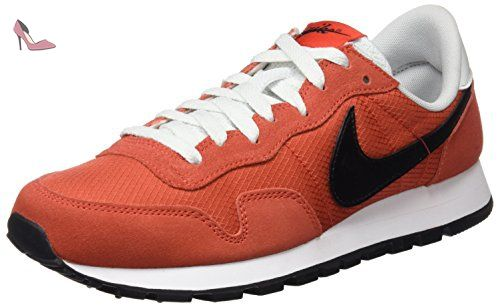 chaussure nike cortez homme orange