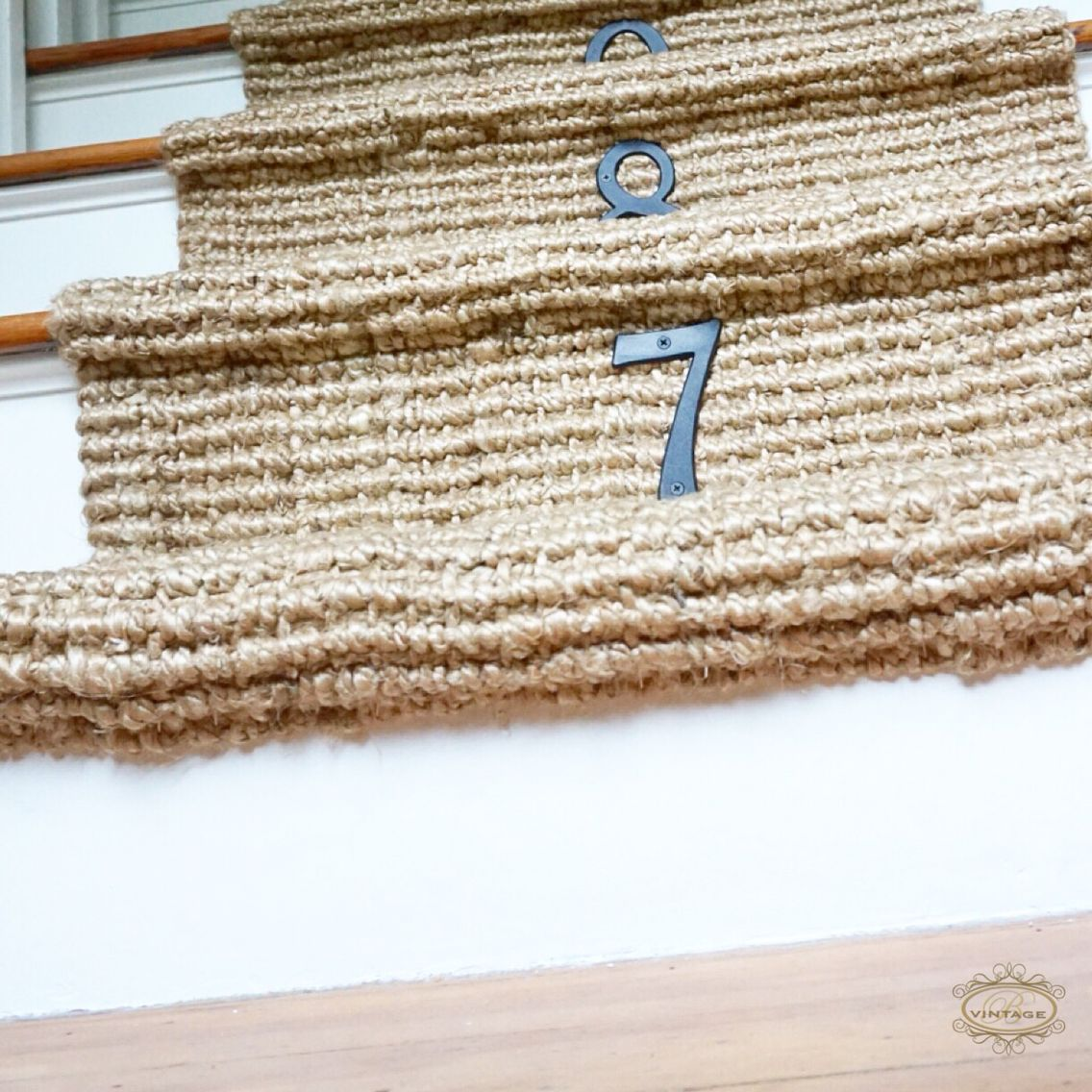 Best Diy Jute Stair Runner With Images Stair Runner Diy Stairs 400 x 300