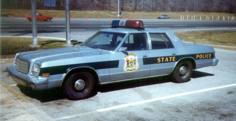 Npca Delaware Division Police Cars Old Police Cars Us Police Car