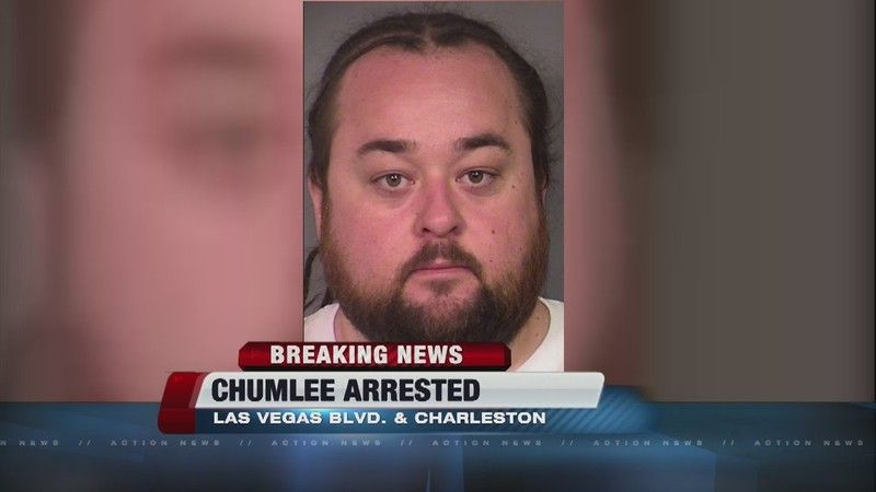 Chumlee arrested