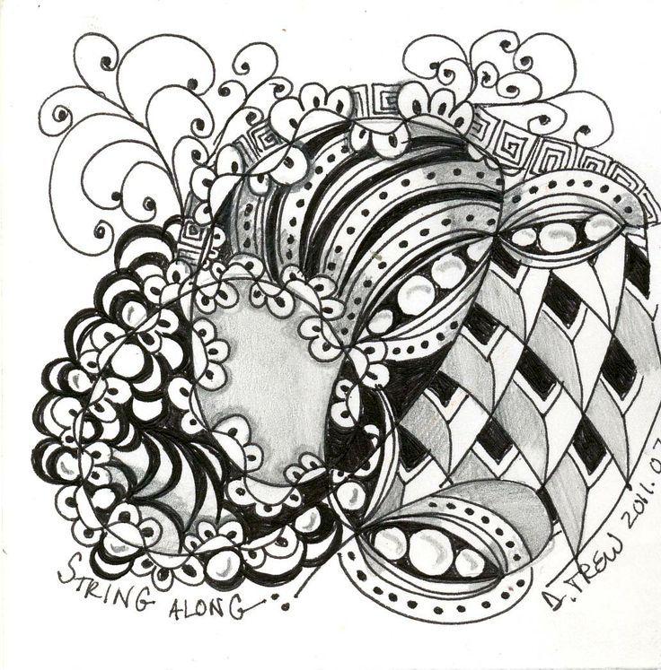 Ausmalbilder Kostenlos Hinhalten Sie Zentangle Von D Trew Malvorlagen Vol 8681 Zentangle Zeichnungen Zentangle Muster Ausmalbilder