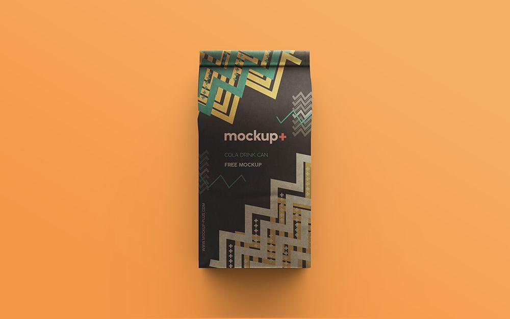 Download Free Coffee Bag Psd Free Coffee Coffee Branding Mockup