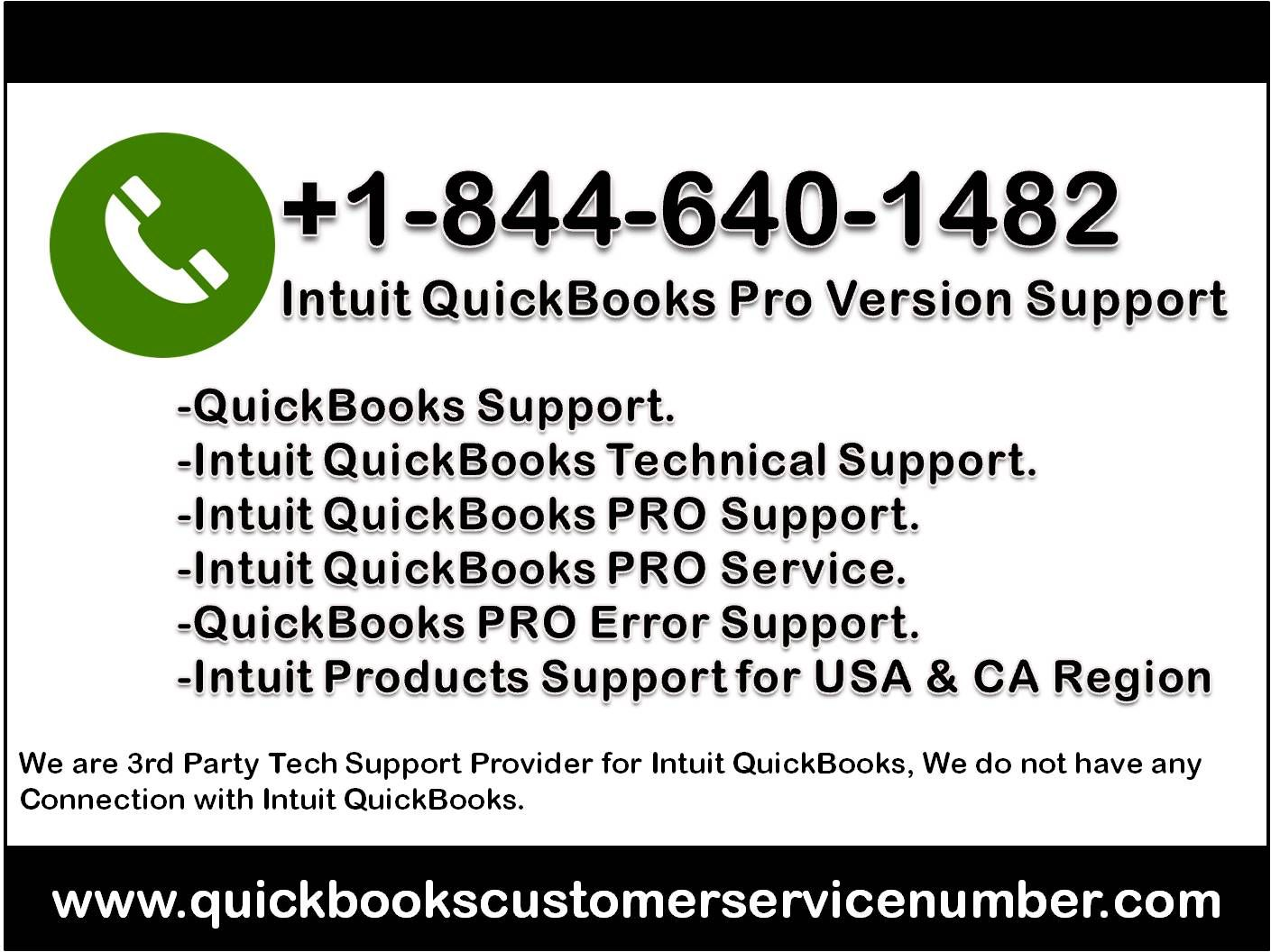 Dial 18446401482 QuickBooks PRO Technical Support Number