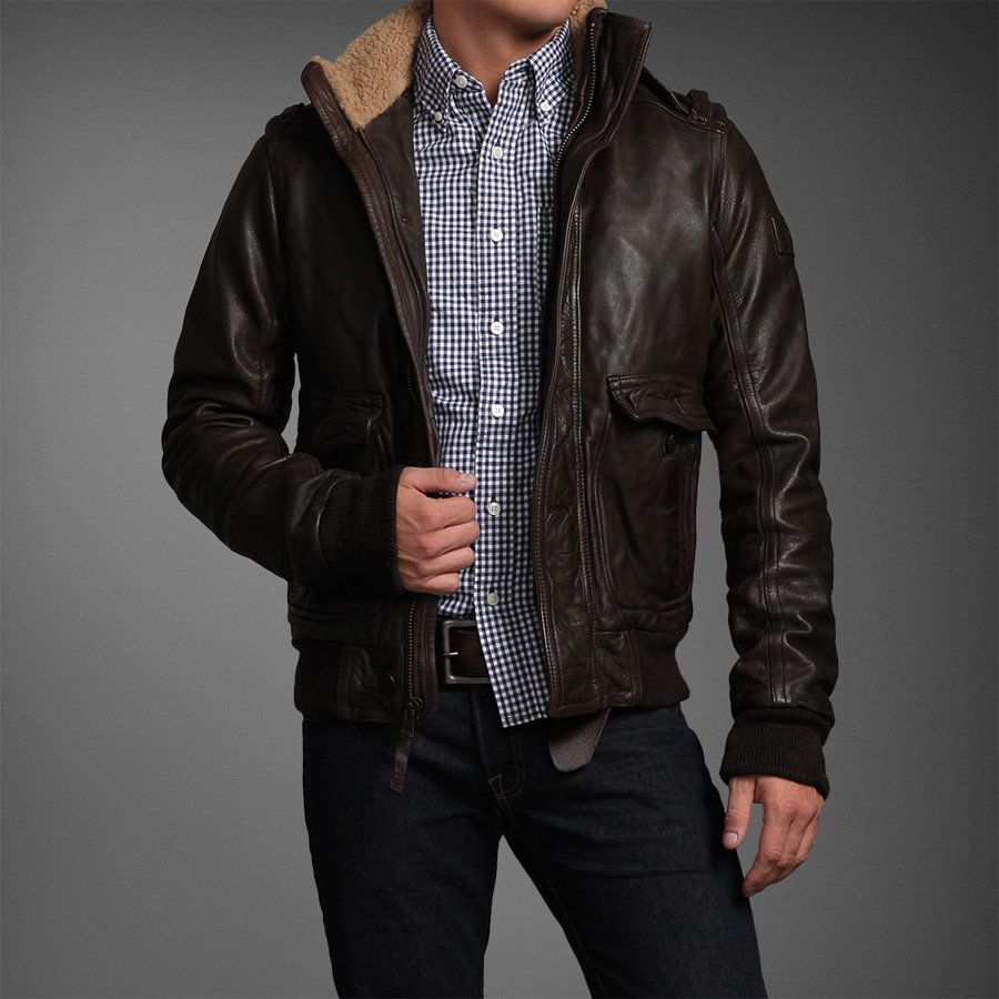 Abercrombie & Fitch Millers Falls Flagship Store Exclusive Leather ...