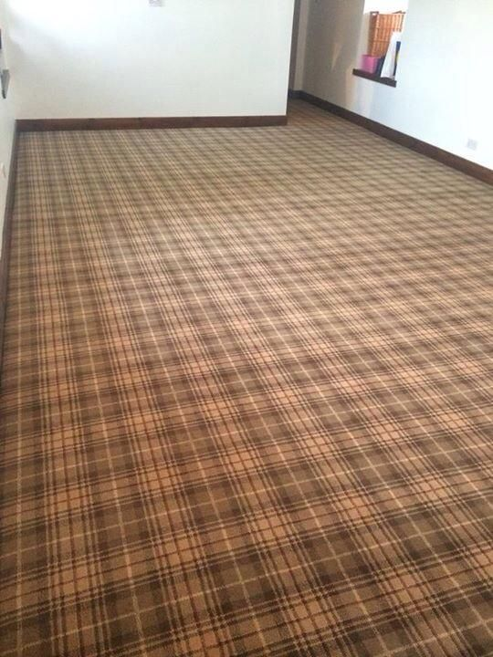 Studio Installation of Ulster Carpets Beaumont range in ...