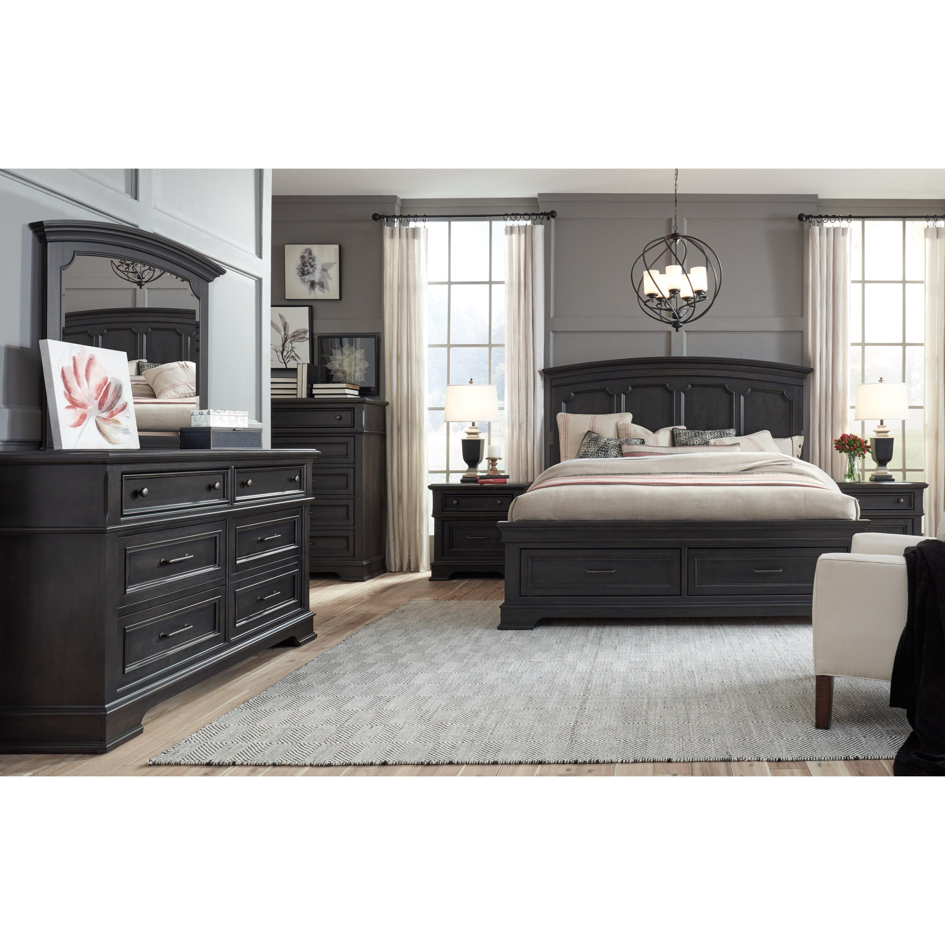 Townsend King Bedroom Group By Legacy Classic At Belfort Furniture