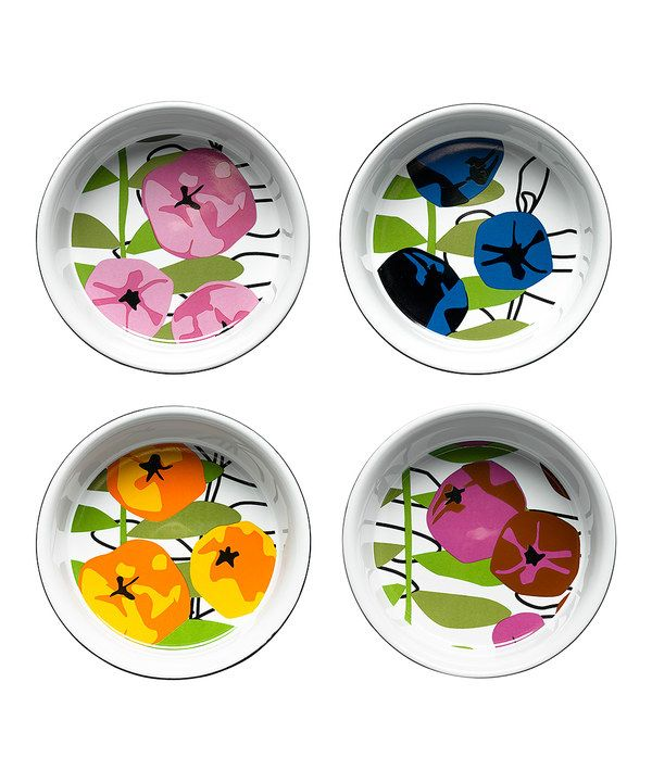 Look at this Season Portion-Sized Oven Dish Set on #zulily today!