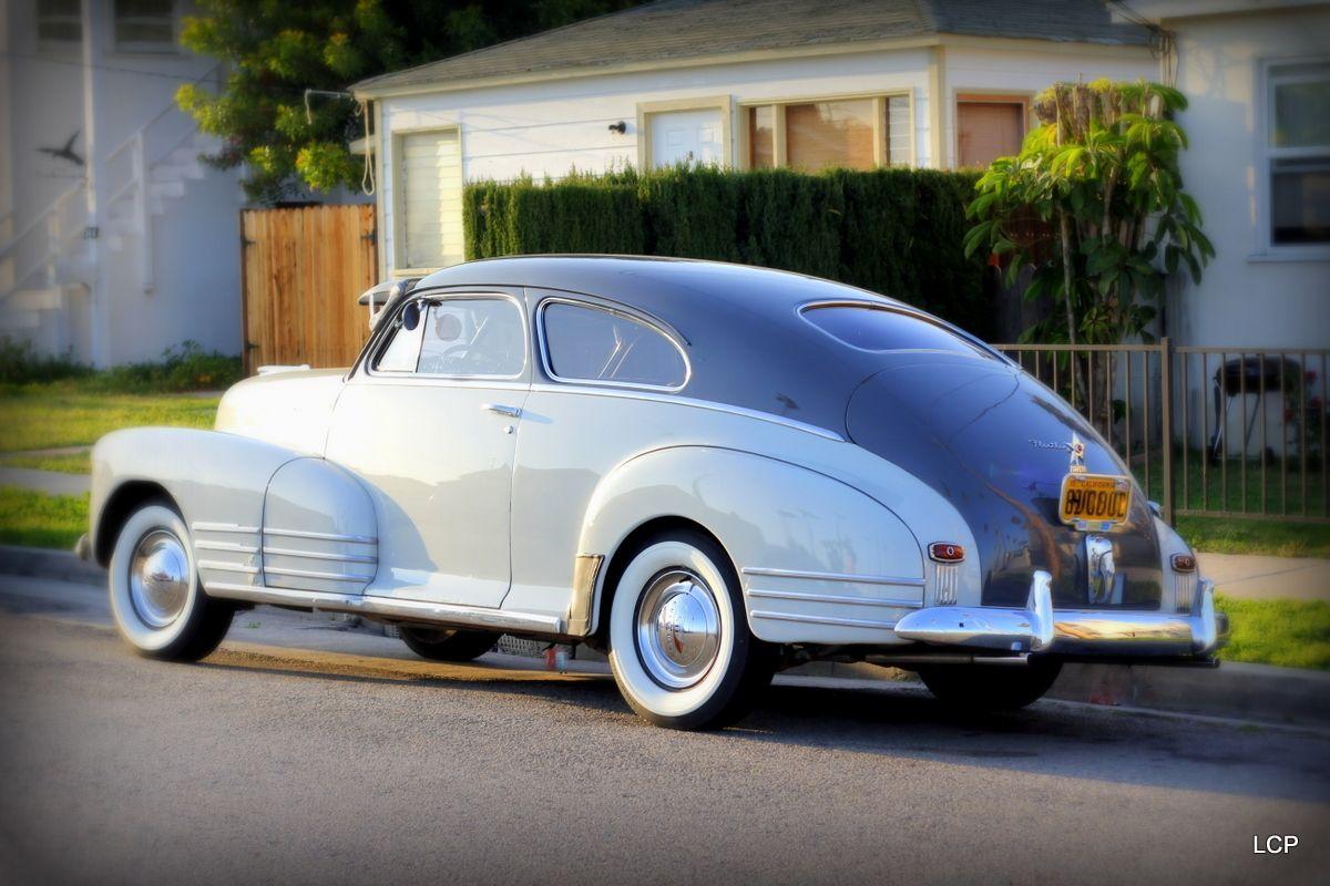 1947 Chevrolet Fleetline 2 Door Classic Cars Trucks Classic