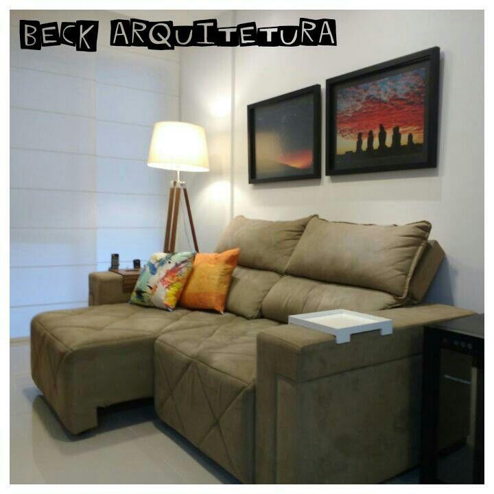 Projeto de arquitetura - Ap Tijuca   sala
