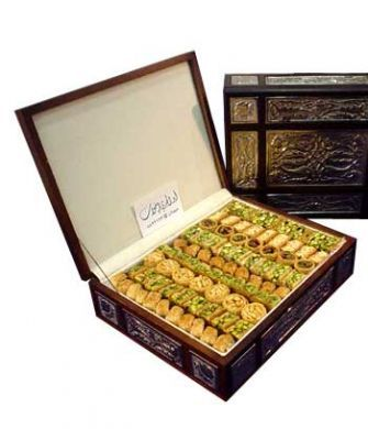 arabic sweets abou aljdi deluxe syrian sweets in 2019. Black Bedroom Furniture Sets. Home Design Ideas