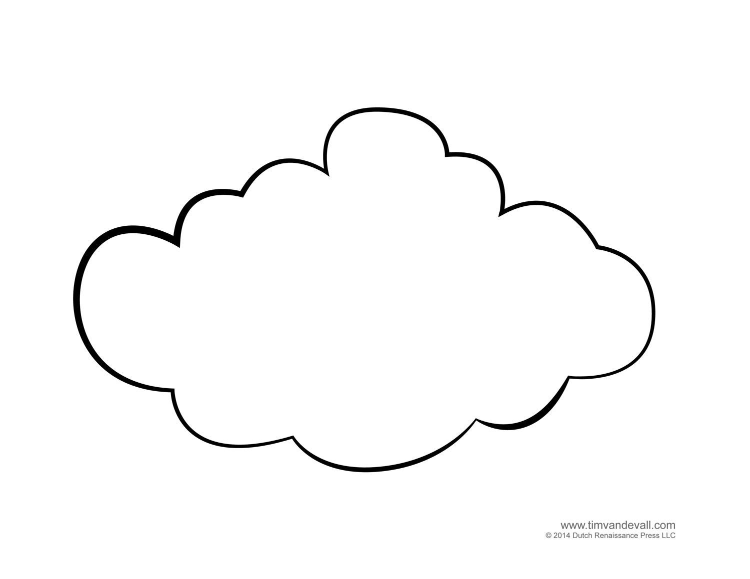 Ghayn غ Ghayma Cloud غيمة Coloring Pages Coloring Pages