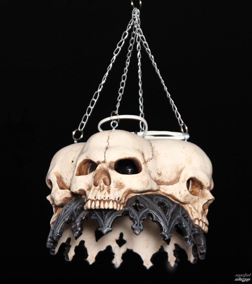 gothic dragon furniture lamp ceiling skull gothic 766 9039 metal in my black. Black Bedroom Furniture Sets. Home Design Ideas