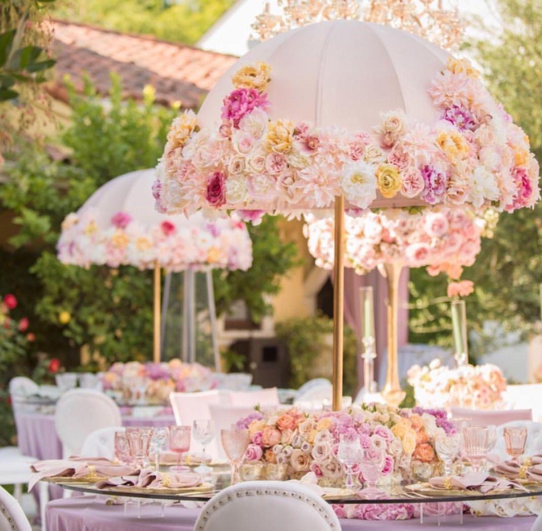 Umbrella Decorations, Wedding