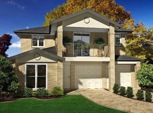 Masterton home designs manhattan classique rhs facade for Masterton home designs