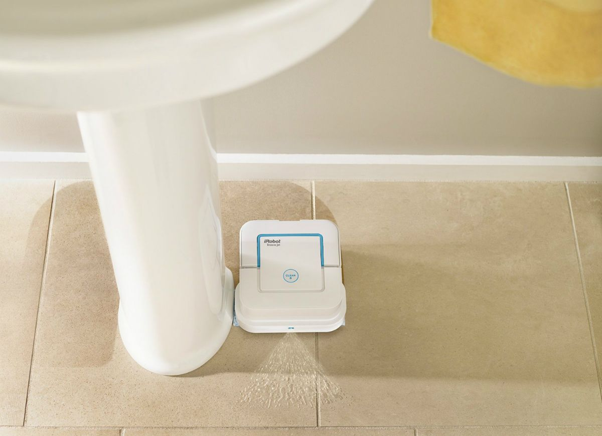 Bathroom Tub Cleaning Robot