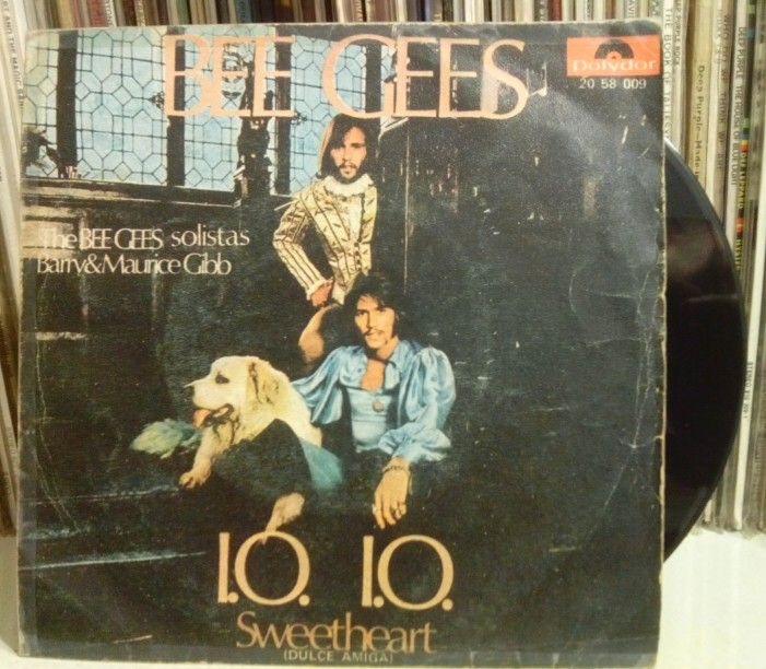 """Barry & Maurice Gibb - """"I.O I.O."""""""