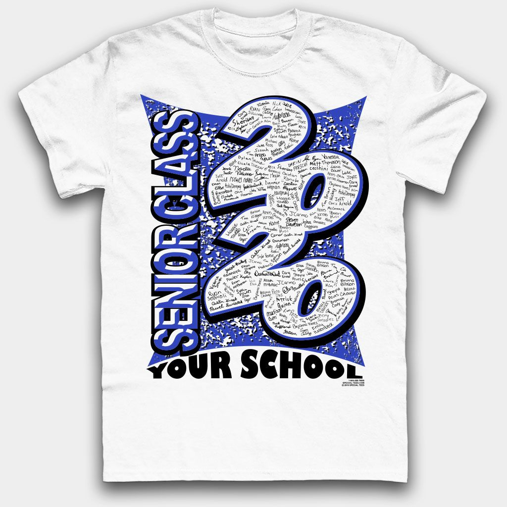 Get Class of 2020 shirts for your students and staff! Free