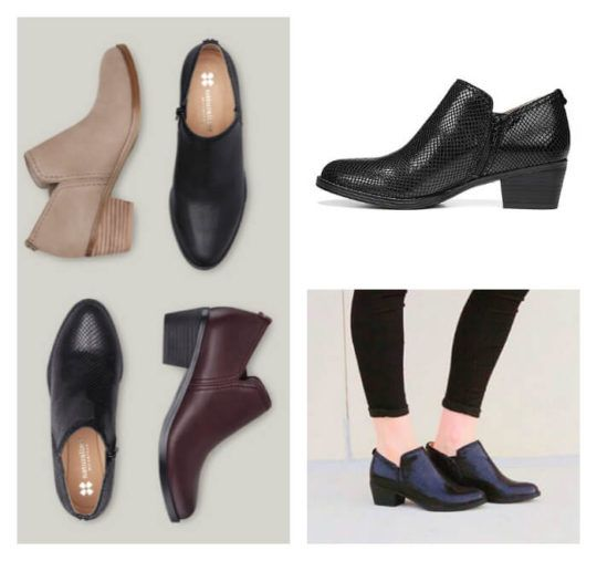 Four Comfortable Ankle Boots for Fall with Five-Star Reviews