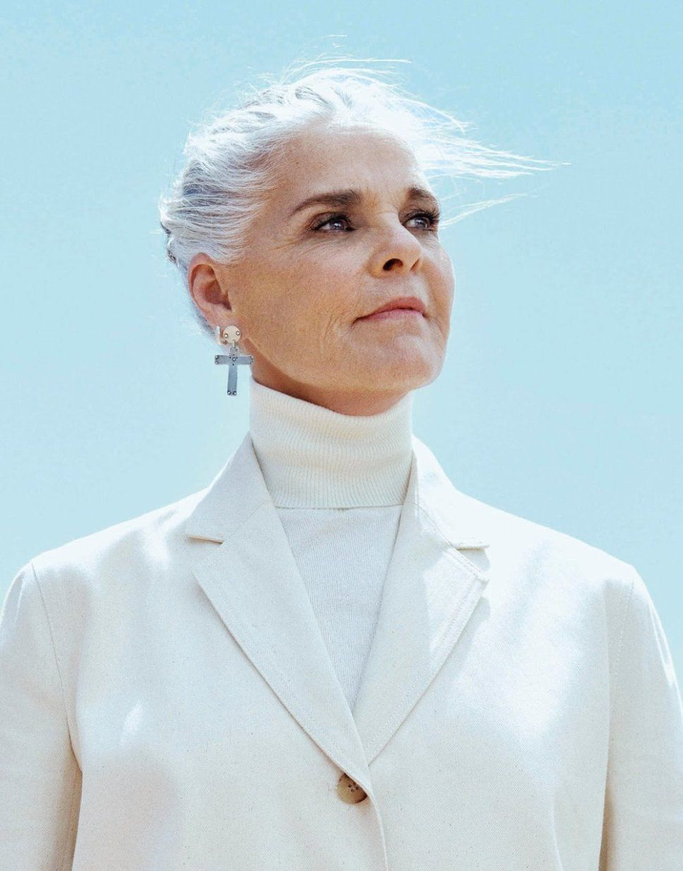 Ageless Style-Ali MacGraw Aging Gracefully