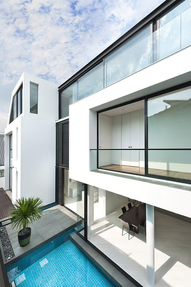 Casa unifamiliar en Alnwick Road de Park + Associates (5)