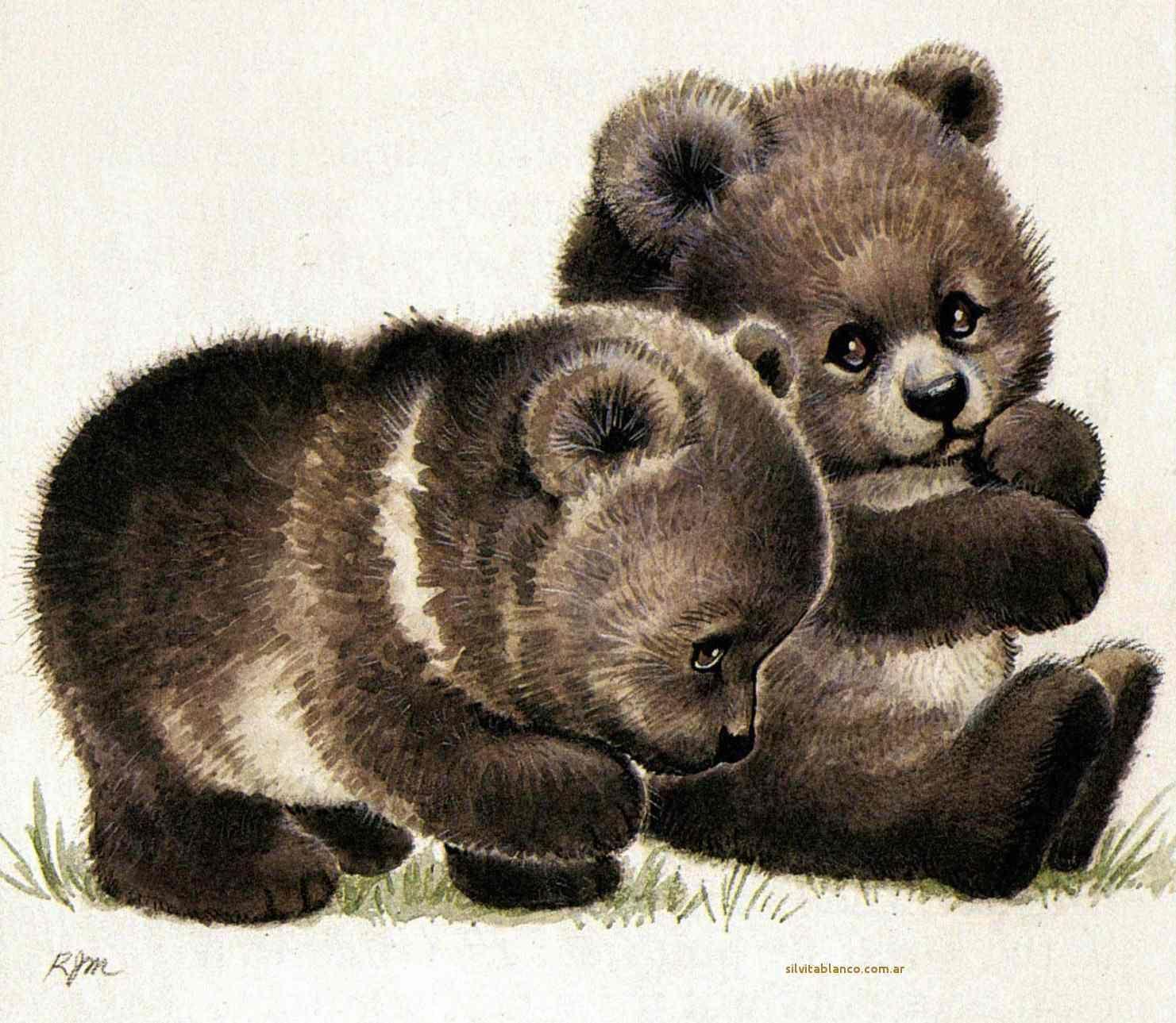 Медведь картинки с анимацией, приколом дню