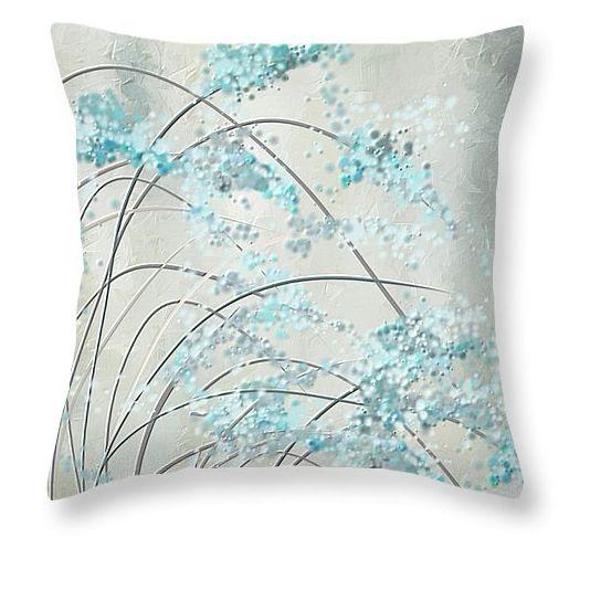 Teal and Gray Throw Pillows | Teal pillows, Throw pillows, Teal