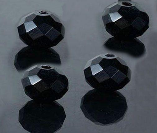 Free shipping swarovski Jewelry 32pcs DIY #5040 6x8mm Roundelle Crystal Beads
