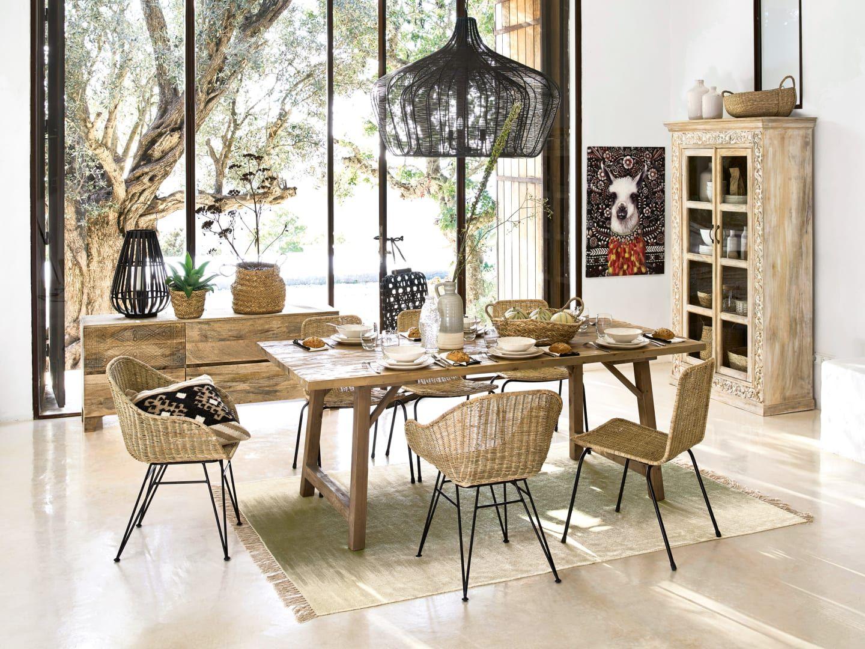 Deco Chambre Style Exotique découvrez les nouveautés de style exotique maisons du monde