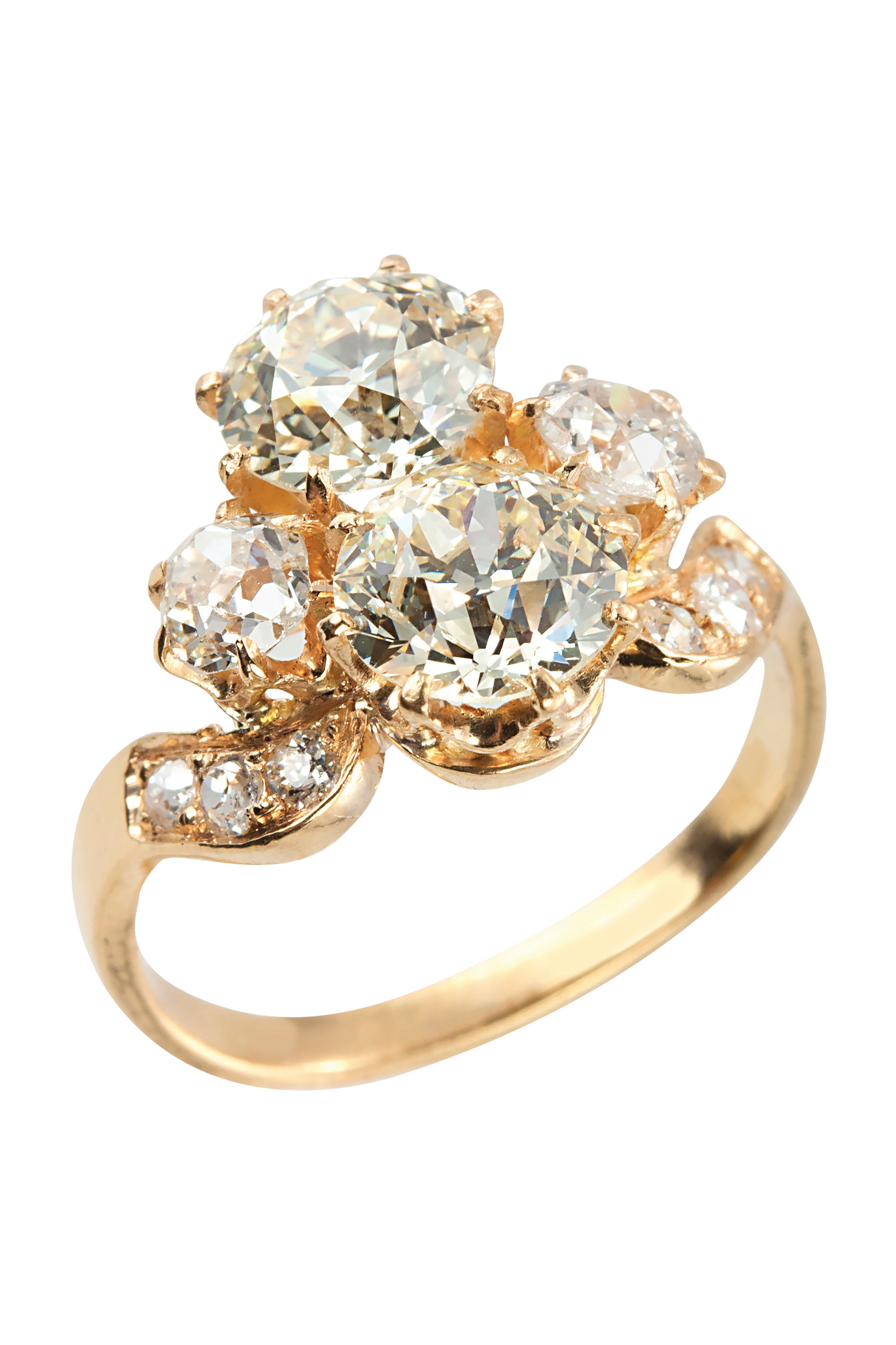 Something Old 50 Vintage Engagement Rings To Shop Now