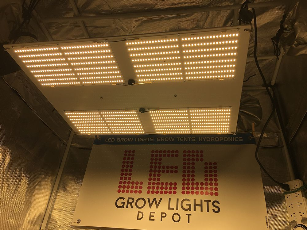 Horticulture Lighting Group HLG 550 V2 Full-Spectrum 480W