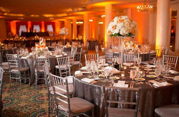 Omni Sham Hotel Washington Dc Wedding Reception