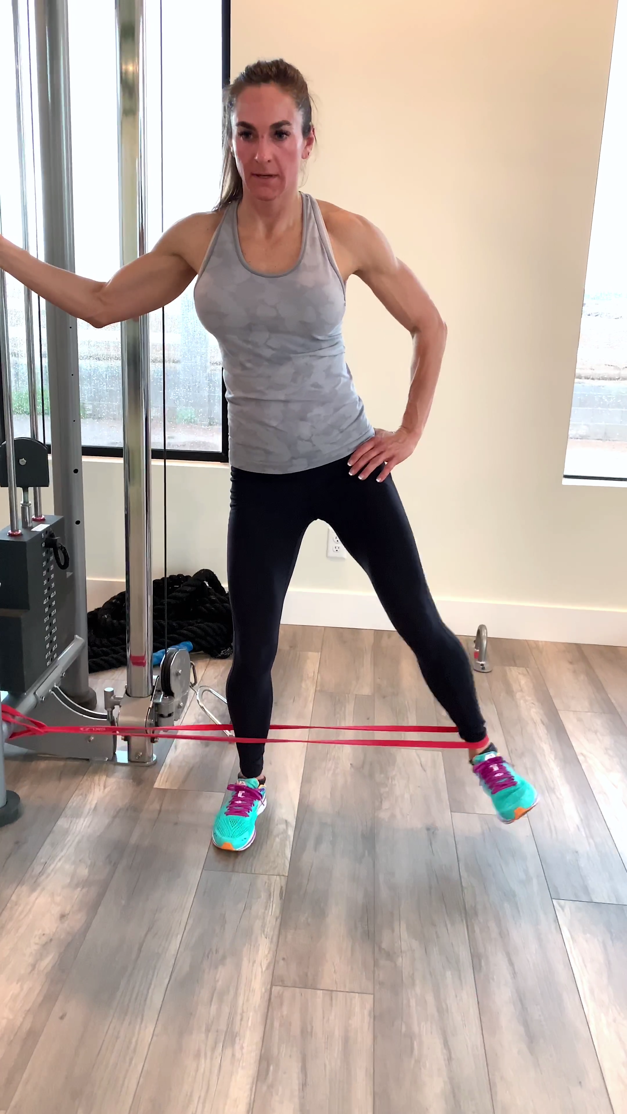 FREE HOME WORKOUT SERIES: DAY 12 LEGS AND CHEST