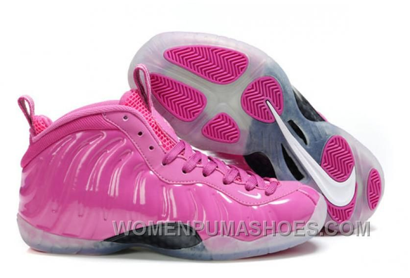 Discover the Womens Nike Air Foamposite One Polarized Pink Black Lastest  collection at Pumafenty. Shop Womens Nike Air Foamposite One Polarized Pink  Black ...
