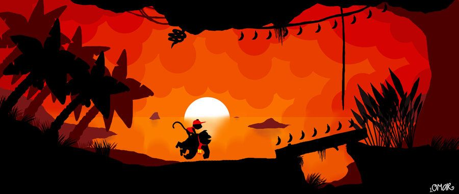 Donkey Kong Country Returns By Omaruindustries On Deviantart Donkey Kong Country Returns Donkey Kong Country Donkey Kong