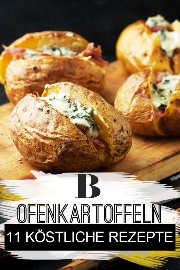 Ofenkartoffel-Rezepte #fischrezepte