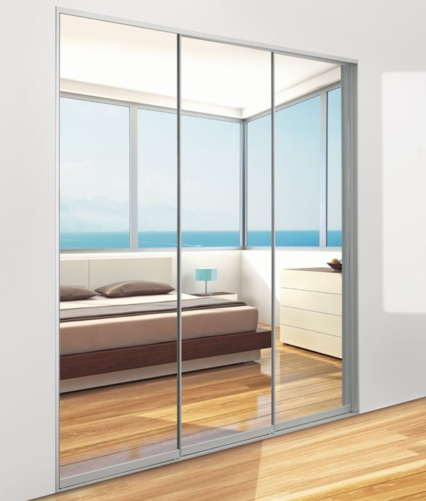 Triple Track Sliding Closet Doors Jonathan Steele
