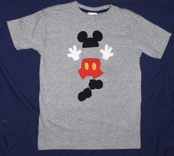 Disney Cruise Shirt Custom Embroidered Vacation Captain Mickey