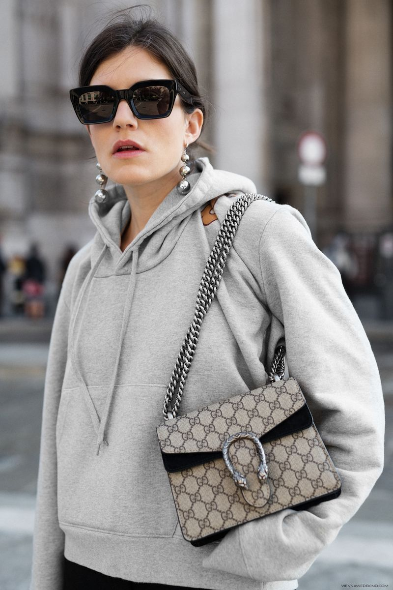 How to give your Hoodie a chic upgrade I More on viennawedekind.com