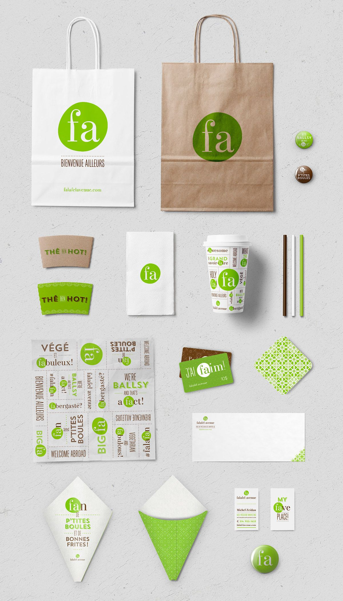 Showcase And Discover Creative Work On The World S Leading Online Platform For Creative Industries Street Food Design Healthy Food Logo Food Branding