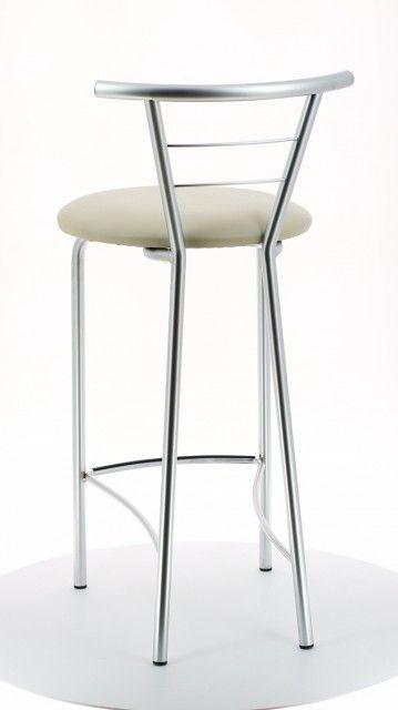 Tabouret structure métal hauteur 65 cm - Anywhere Concept Chaise