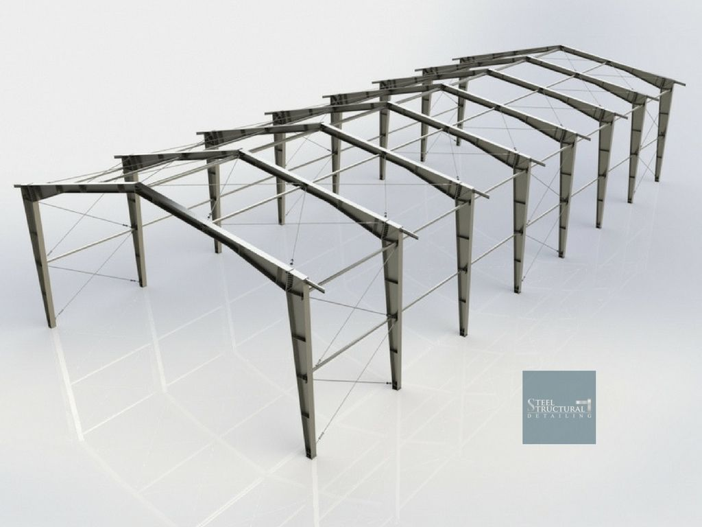 Steel Construction Detailing Offers High Quality 3d