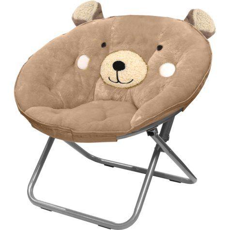 Pleasant American Kids Plush Animal Saucer Chair Plush Forskolin Free Trial Chair Design Images Forskolin Free Trialorg