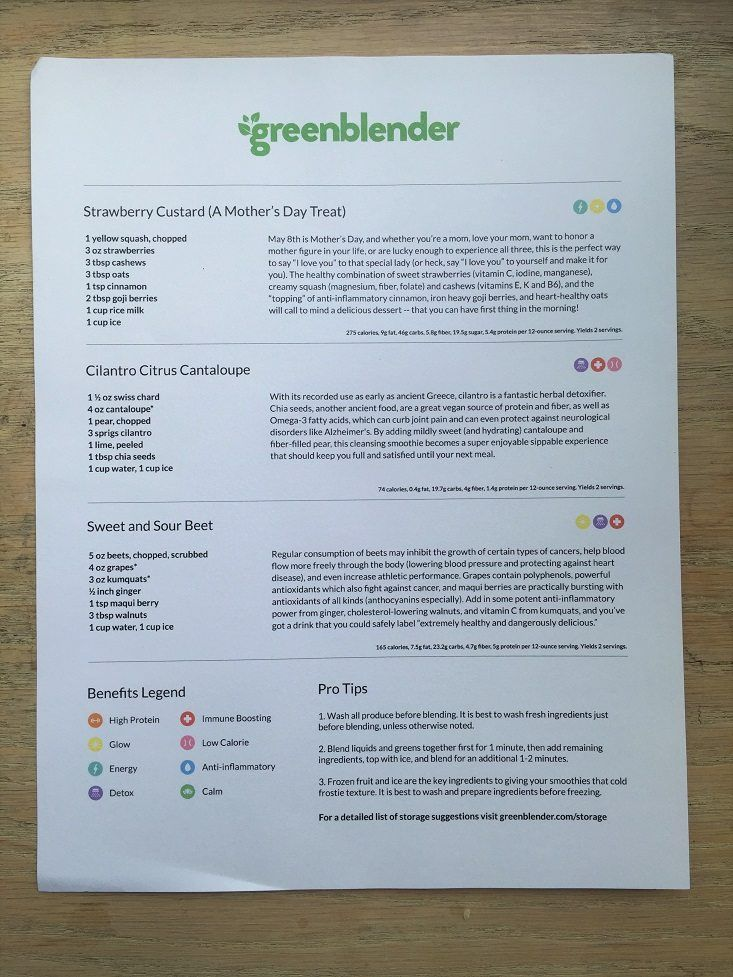 GREENBLENDERMay_10recipes