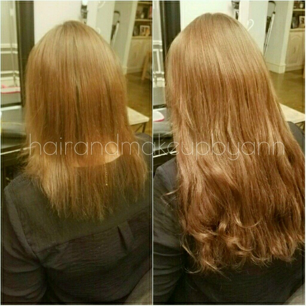 Thin Hair Try These Type Of Hair Extension Beaded Weft Hair